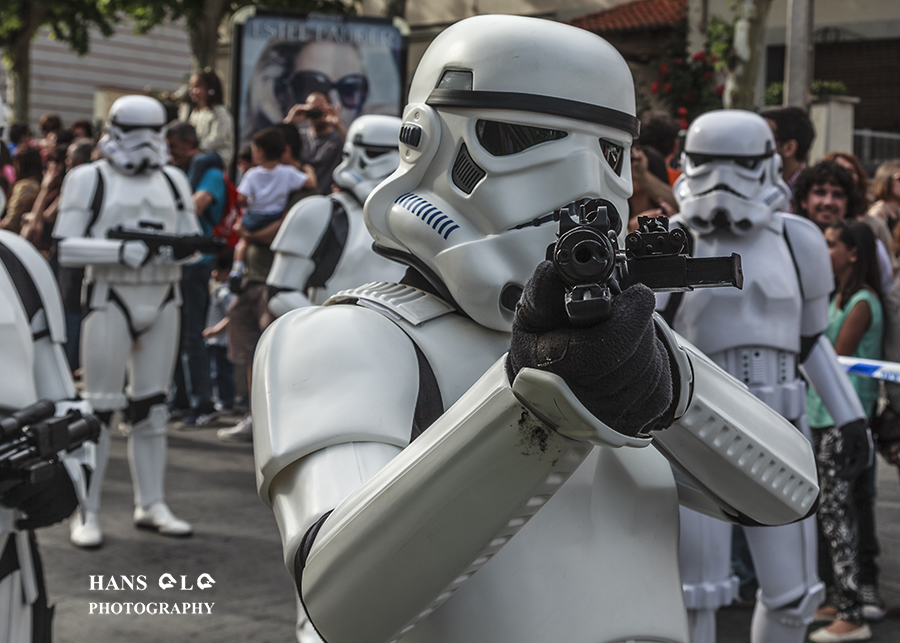 Star wars en Getafe